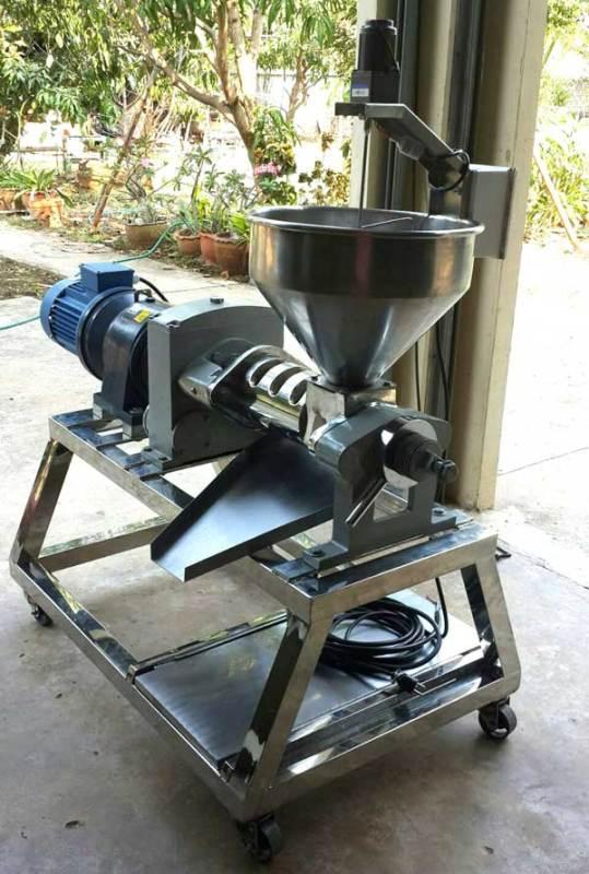Rice Bran Oil Production Machine