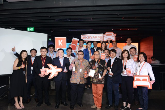 AYAK Travel Awards Singapore 2018 Winners