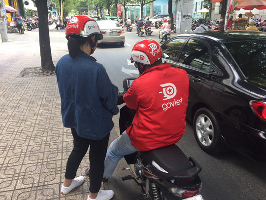 Indonesian ride-hailing firm pressures Grab - Siam News Network