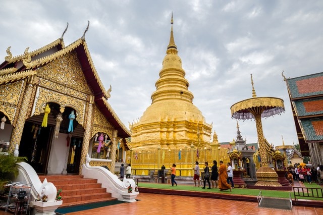 Discovering ancient Lamphun and the Hariphunchai Kingdom