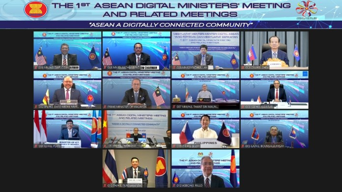 Joint Media Statement of The 1st ASEAN Digital Ministers' Meeting and Related Meetings