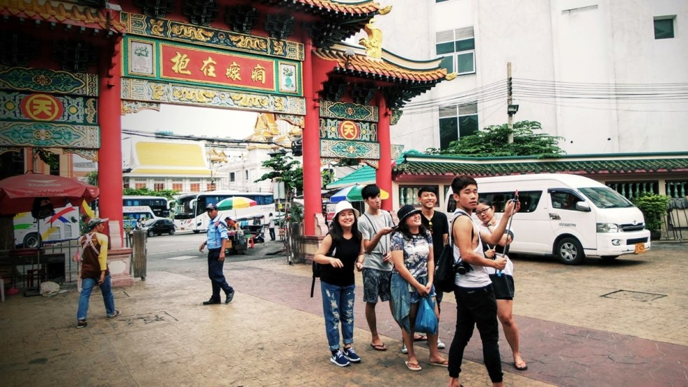 Overcrowded Thailand welcomes 34 millionth visitor