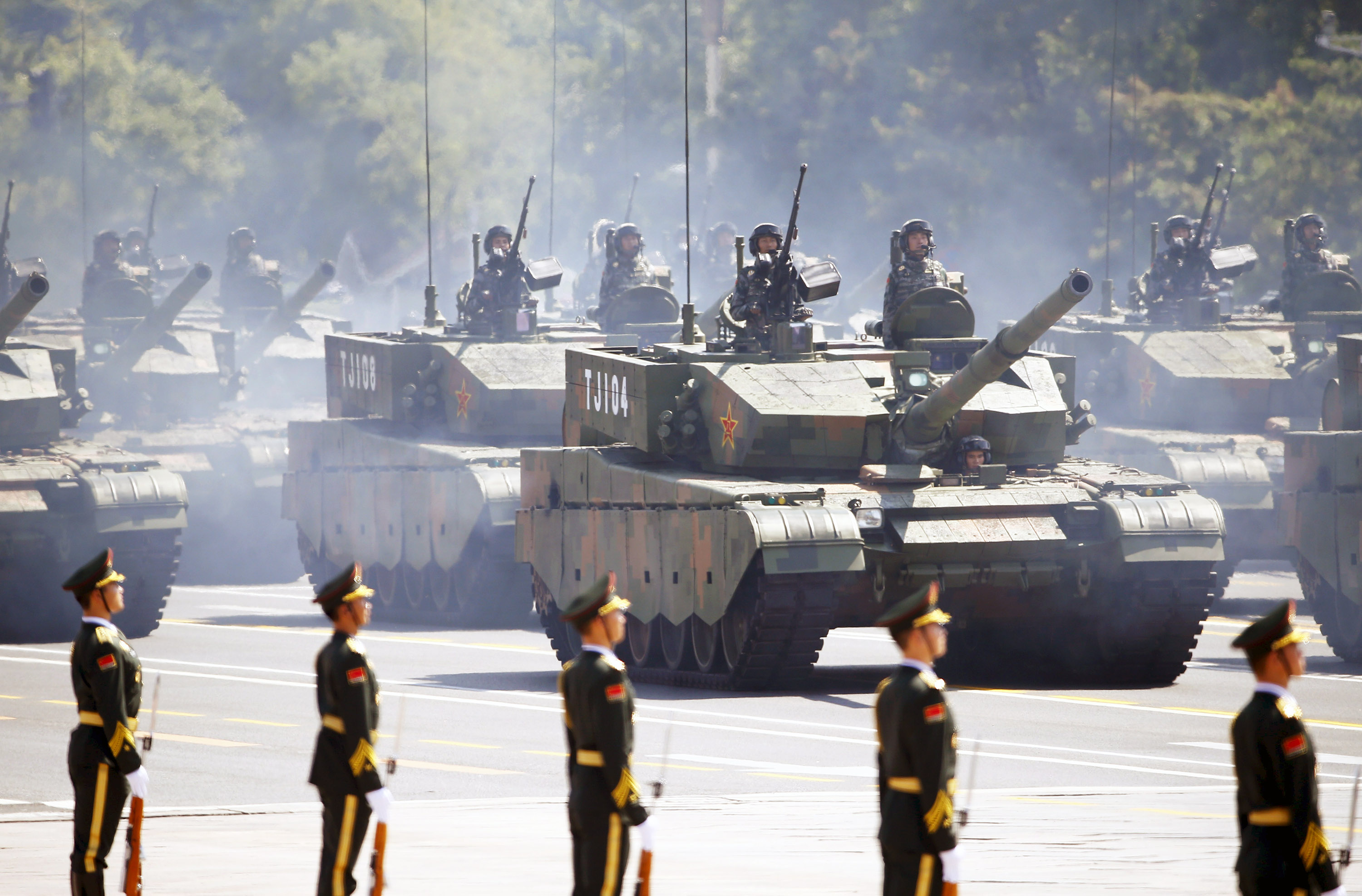 This War Turned China Into A Military Superpower
