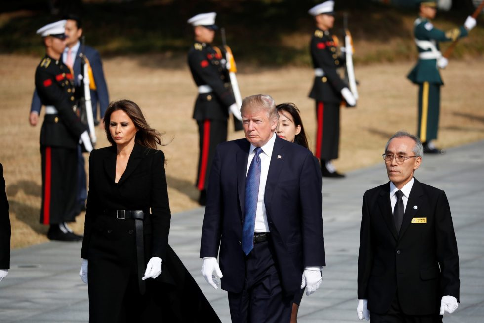 US diplomatic demolition not here to stay