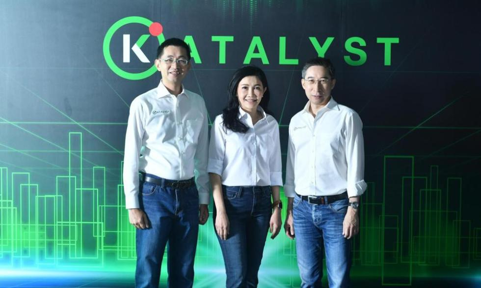 KBank launches KATALYST  funding  and guiding startup project