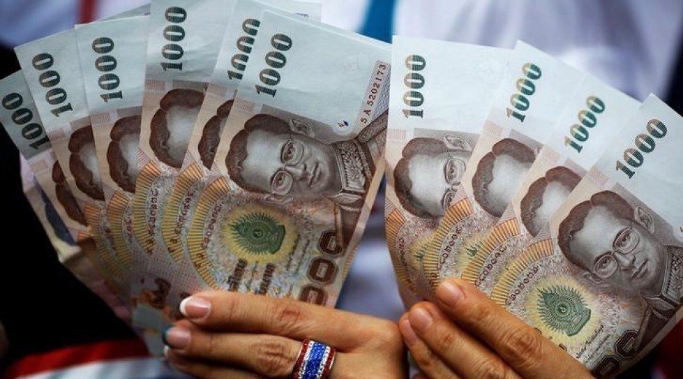Thailand's Soaring Baht Reaches Six-year High