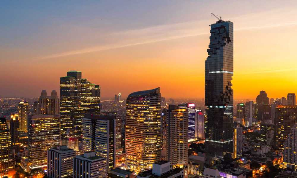 World Bank Lowers Thai GDP Growth Outlook To 2.2%