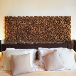 Tropical Frond King Size Headboard