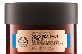 sels exfoliants The Body Shop