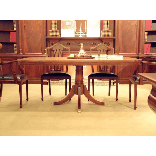 Regency Dining Table Siam Wood Furniture