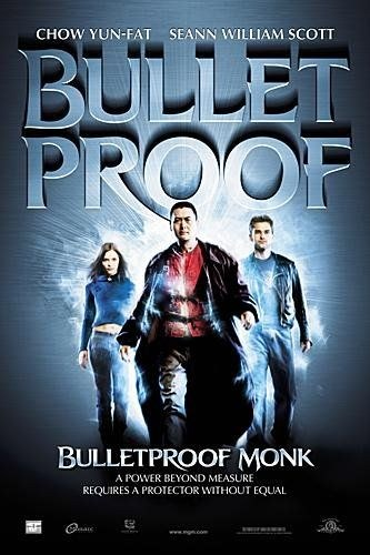 Bulletproof monk master