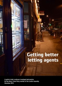 Getting Better Letting Agents - guide