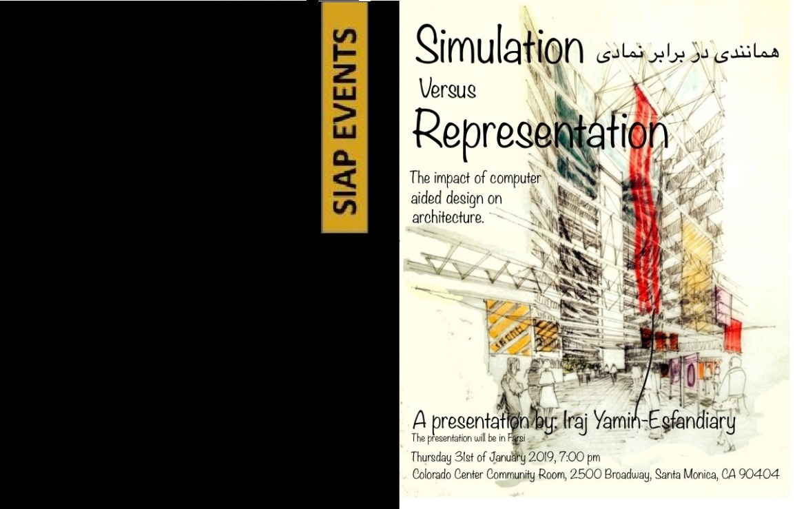 Simulation VS Representation