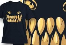 Desain Kaos Promosi Pada Bisnis Sablon Kaos Printer DTG, Ide Yang Menarik...!!