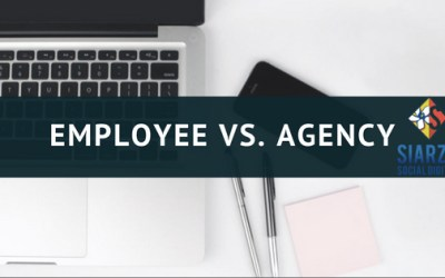 """Should I hire a social media employee or social media agency?"""