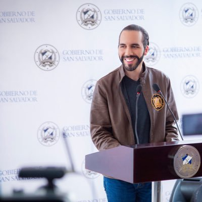 Son of Imam hailing from Palestine becomes youngest President of El Salvador