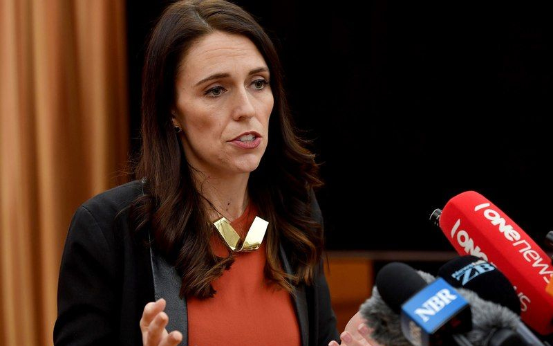 Christchurch Shooting Wallpaper: NZ Premier Ardern Vows Mosque Gunman Will Face 'full Force