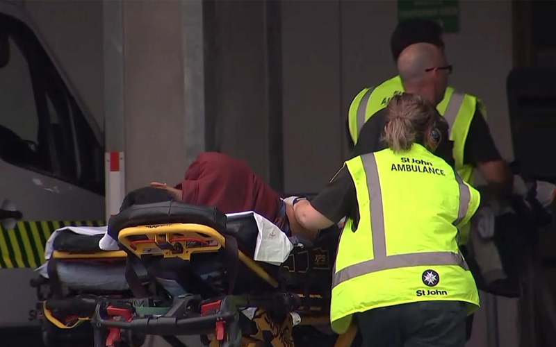 New Zealand Terror Attack: 49 Dead, Gunman An Australian