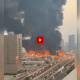 UAE: Massive fire breaks out in Ajman market