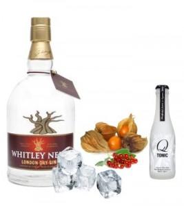Gin Tonic perfecto de Whitley Neill Gin