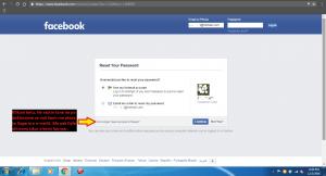 3 Si te gjej (kodin) passwordin e Facebook. Tutoriale shqip. Si te gjejme passwordin e facebook