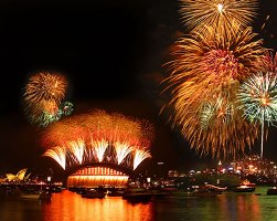Si festohet viti i ri ne vende te ndryshme te botes. Tradita te ndryshme.