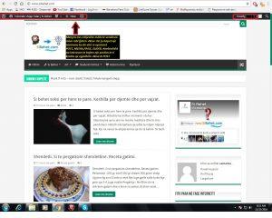 Si te bej nje postim te ri Tutoriale shqip mbi faqet WordPress. 2