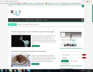 Si te bej nje postim te ri Tutoriale shqip mbi faqet WordPress.