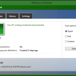 Antivirusi me i mire per windows 10 quhet Windows Defender. Tutoriale shqip. sistem operativ