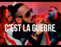 Capital T Ft. Dj Nika & Macro - C'est La Guerre Lyrics (Tekste kengesh)