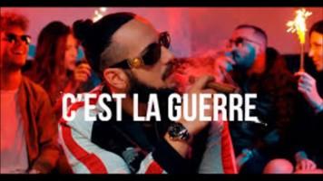 Capital T Ft. Dj Nika & Macro - C'est La Guerre Lyrics (Tekste kengesh)