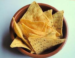 Chips te shijshem me miell misri. Gatuani vete ne shtepi.