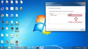 Si mund te kthej Windows 7 ne gjuhen shqipe. Po behet ! Tutoriale shqip 6