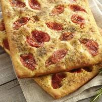 Foccacia Genovese. Receta gatimi tradicionale italiane.