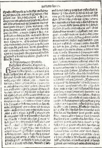 Gjuha shqipe, dokumenti i pare i gjetur. kenge maja krahut 1