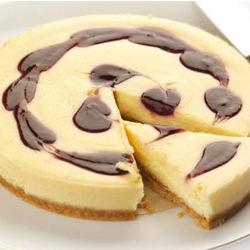 Kek djathi me shije vanilje. Receta gatimi