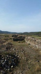 Keshtjella Iliro-Romake Castrum-Vig Kastri i Vigut ne fshatin Vig 3