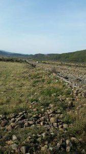 Keshtjella Iliro-Romake Castrum-Vig Kastri i Vigut ne fshatin Vig 5