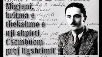 "Analize ""Poema e Mjerimit"", Migjeni. Vepra letrare shqip"