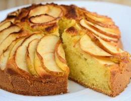 Kek i thjeshte me molle. Receta gatimi te shijshme.