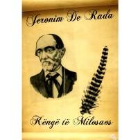 "Analizë ""Këngët e Milosaos"", Jeronim De Rada"