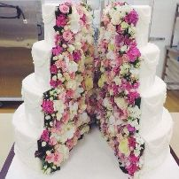 Do martoheni se shpejti Ja trendi i tortave te dasmes. torta