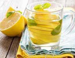 Mund ta luftosh migrenen me kripe dhe limon. migrena
