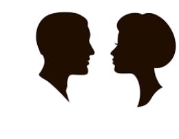 Ndryshimet kryesore te karakterit te meshkujve dhe femrave.