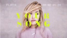 Rita Ora - Your Song (Lyrics)