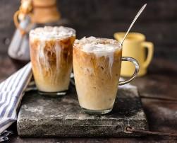 Si te pergatitni krem kafe te fresket.