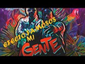 J. Balvin feat. Willy William - Mi Gente (Lyrics)