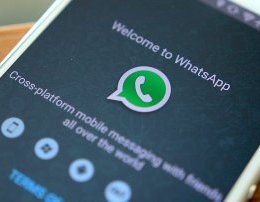 A do ju pelqeje whatsappi i ri? Versioni i Whatsapp si Facebook.