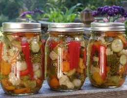 Si te pergatisni turshi me kastraveca dhe domate jeshile.