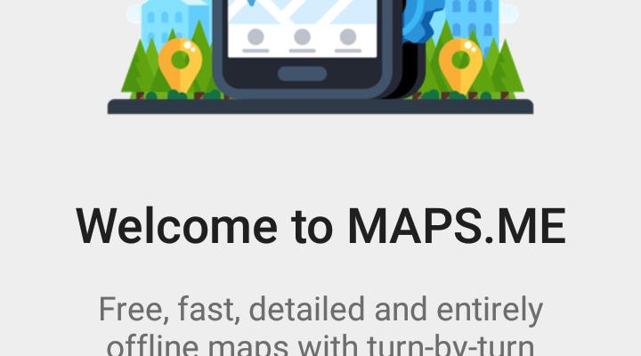 Navigator qe punon pa internet. Programe per telefona android. Harta e Shqiperise. 5